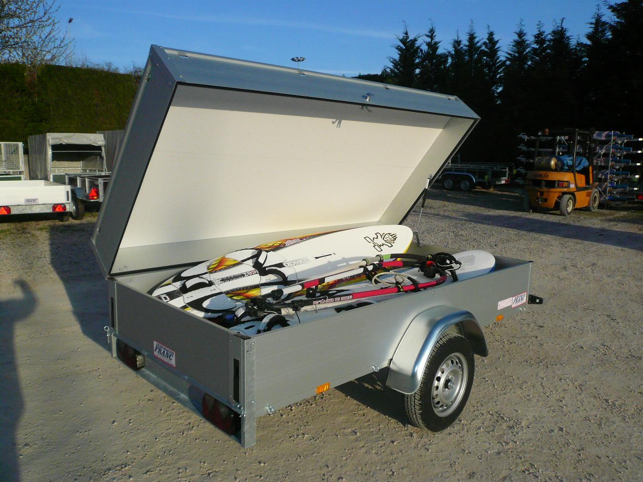 remorque windsurf funbox 123 remorque. Black Bedroom Furniture Sets. Home Design Ideas