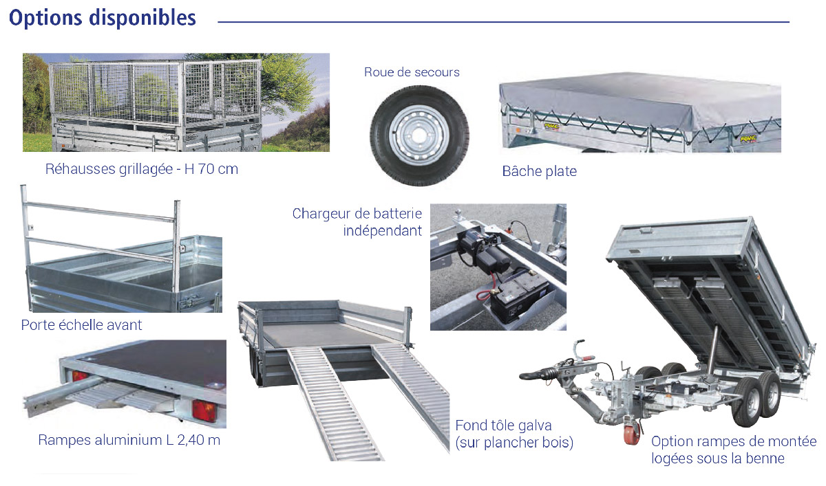 Option Franc Trailers Trigano